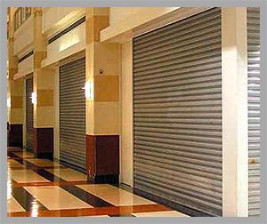 puertas enrollables negocios Alcorcon