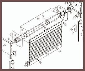 reparacion cierres metalicos con motor