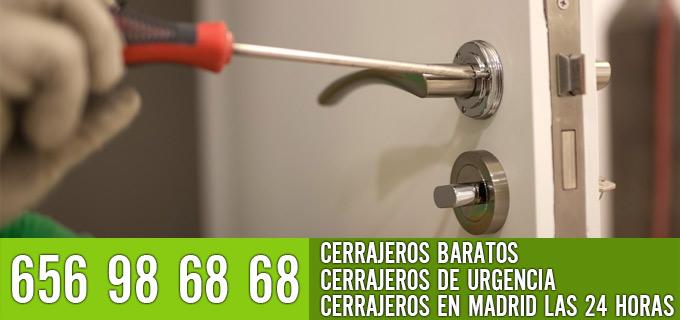 cerrajeros urgencia madrid 24 horas