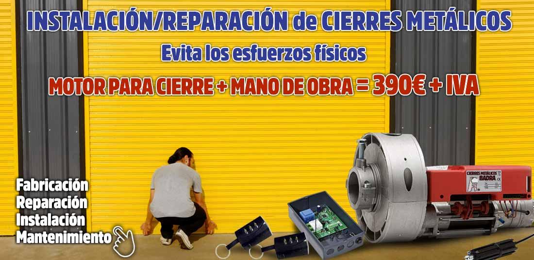 motorizacion-de-cierres-enrollables-Madrid
