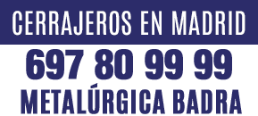 Cerrajeros Madrid urgentes baratos
